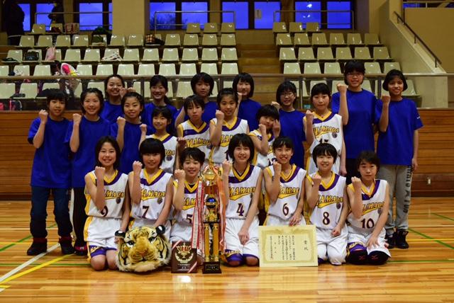 栃木県で女子ミニバスが強いチームはどこ